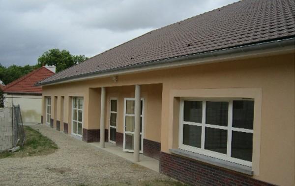 Extension d'une Ecole maternelle et création d'une cantine scolaire