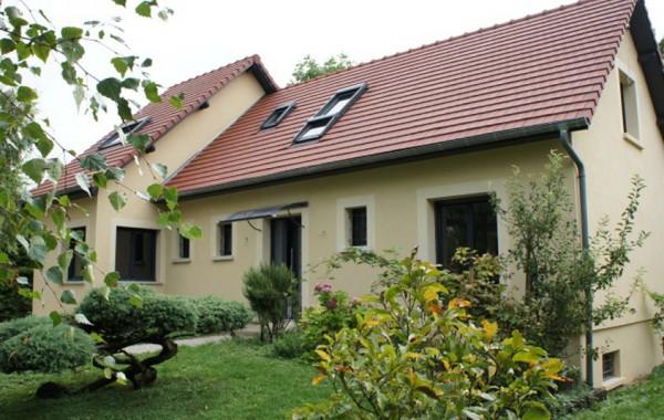 Extension de maison et aménagement intérieur